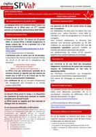 Bulletin infos SPVal de janvier 2019