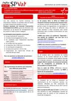 Bulletin infos SPVal d'octobre 2017