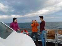 3. Alors, c'est dans le vent, cette frange ... Chantal et Fabienne Mabillard mitraillées par Simon Glassey