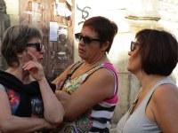 3. Sonia Andenmatten, Monique Moulin et Françoise Reuse sous le charme de l'Italie du Sud