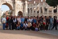 Rome photo groupe